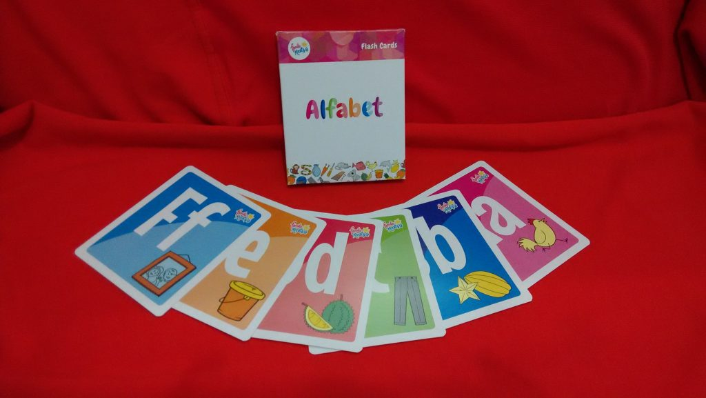 Printable Gratis – Flashcards Alfabet